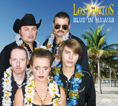 CD-Cover Blue in Hawaii