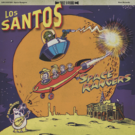 CD-Cover Los Santos
